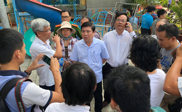 Cháy chung cư Carina tại Sài Gòn, 13 người chết - Ảnh 2.