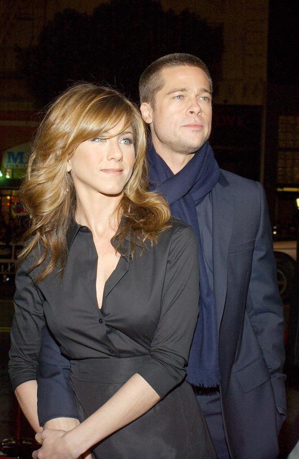 Brad Pitt và Jennifer Aniston tái hợp: trò vịt của truyền thông - Ảnh 7.