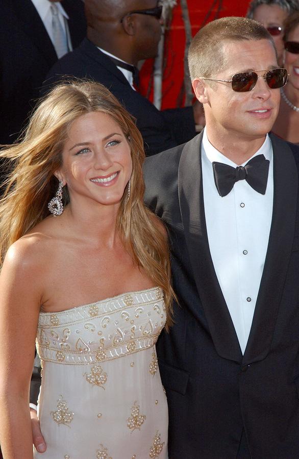 Brad Pitt và Jennifer Aniston tái hợp: trò vịt của truyền thông - Ảnh 2.