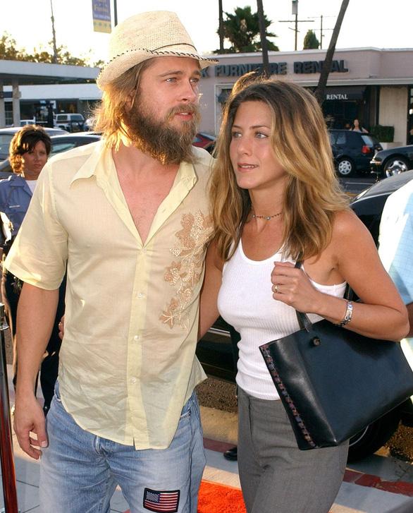 Brad Pitt và Jennifer Aniston tái hợp: trò vịt của truyền thông - Ảnh 14.