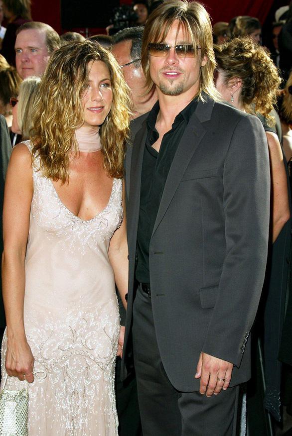 Brad Pitt và Jennifer Aniston tái hợp: trò vịt của truyền thông - Ảnh 15.