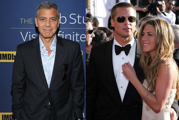 Brad Pitt và Jennifer Aniston tái hợp: trò vịt của truyền thông - Ảnh 1.