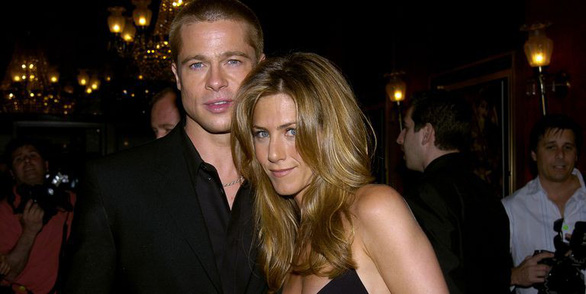 Brad Pitt và Jennifer Aniston tái hợp: trò vịt của truyền thông - Ảnh 11.