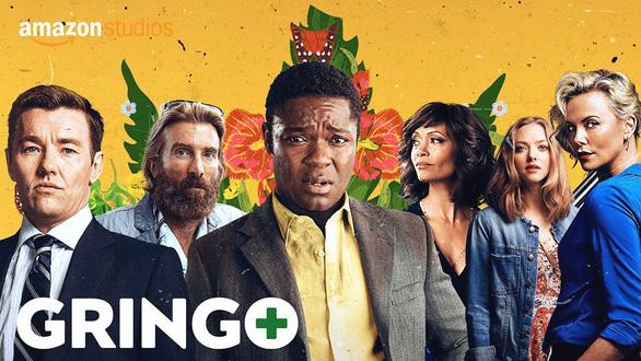 Gringo - Nhọ gặp hên - câu chuyện lộn xộn nhưng bao cười đến hết - Ảnh 1.