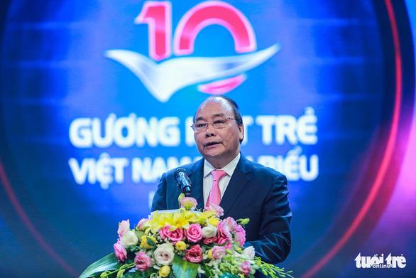 Thủ tướng Nguyễn Xuân Phúc: bạn trẻ hãy đưa đất nước thành hổ, thành rồng - Ảnh 2.