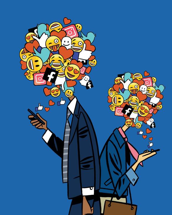 Các ông trùm mạng xã hội đâu thèm xài mạng xã hội - Ảnh 2.