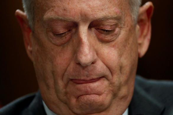 Bộ trưởng quốc phòng Mỹ khó hợp tác với tân cố vấn an ninh quốc gia - Ảnh 1.
