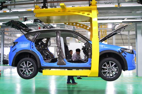 Khát vọng ngành xe hơi Việt - Ảnh 2.