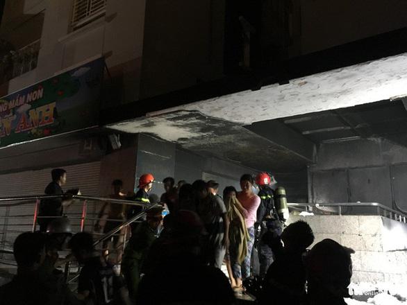 Cảnh sát PCCC: Thi thể và tiếng kêu cứu người dân Carina quá xót xa - Ảnh 2.
