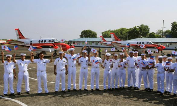 Philippines nhận 3 máy bay do thám hiện đại của Nhật - Ảnh 3.
