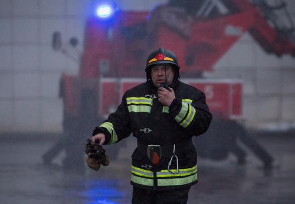 Cháy trung tâm thương mại ở Nga: Không có nạn nhân là người Việt Nam - Ảnh 4.