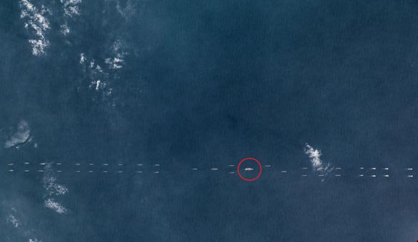 Tàu sân bay Mỹ - Trung sẽ chạm mặt trên Biển Đông? - Ảnh 3.