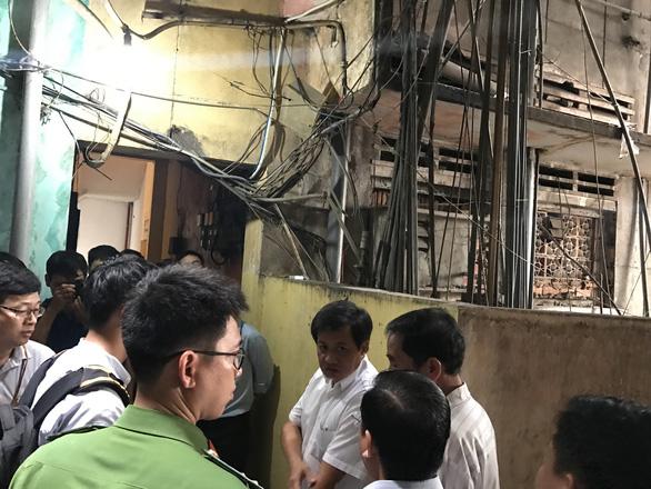 Sau vụ Carina: ông Đoàn Ngọc Hải tổng kiểm tra các chung cư quận 1 - Ảnh 5.