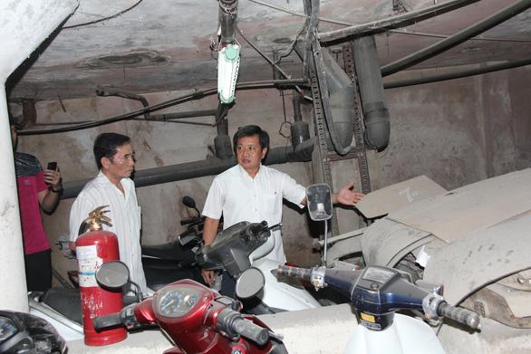 Sau vụ Carina: ông Đoàn Ngọc Hải tổng kiểm tra các chung cư quận 1 - Ảnh 1.