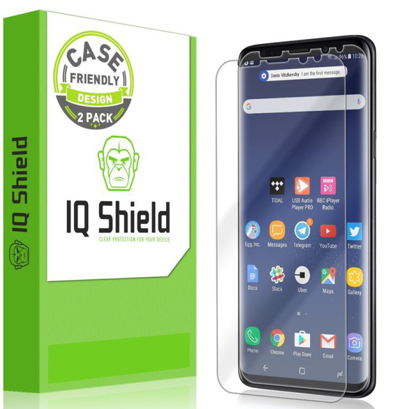 Những phụ kiện bảo vệ màn hình tốt nhất cho Galaxy S9 - Ảnh 3.