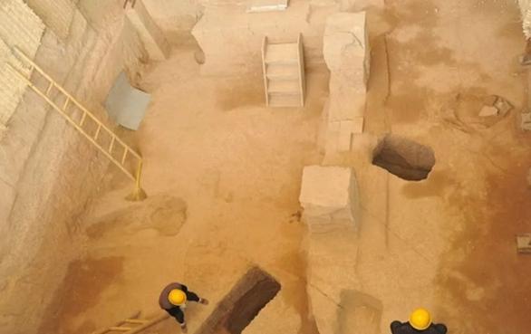 Trung Quốc tìm thấy lăng mộ và hài cốt Tào Tháo? - Ảnh 1.
