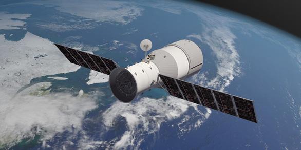 Trạm vũ trụ Trung Quốc sắp rơi xuống Mỹ, Úc? - Ảnh 1.
