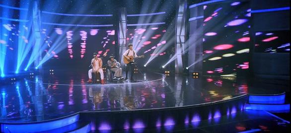 Kiều Minh Tuấn, Huy Khánh và Song Luân hát nhạc phim Lật mặt - Ảnh 2.