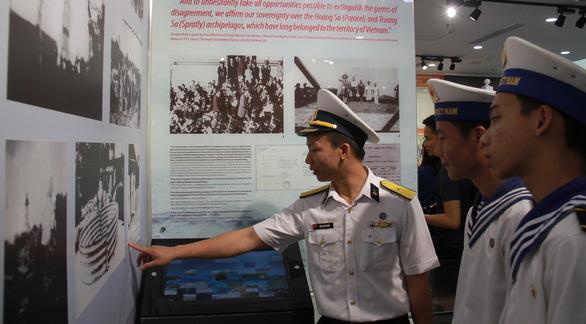 Có nhà trưng bày Hoàng Sa nhưng Đà Nẵng chưa hoàn toàn giải phóng - Ảnh 3.