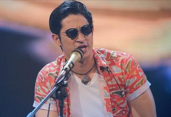 Kiều Minh Tuấn, Huy Khánh và Song Luân hát nhạc phim Lật mặt - Ảnh 3.