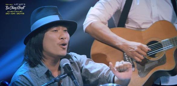 Kiều Minh Tuấn, Huy Khánh và Song Luân hát nhạc phim Lật mặt - Ảnh 5.