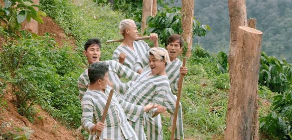 Kiều Minh Tuấn, Huy Khánh và Song Luân hát nhạc phim Lật mặt - Ảnh 6.