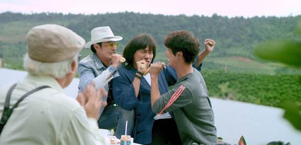 Kiều Minh Tuấn, Huy Khánh và Song Luân hát nhạc phim Lật mặt - Ảnh 7.
