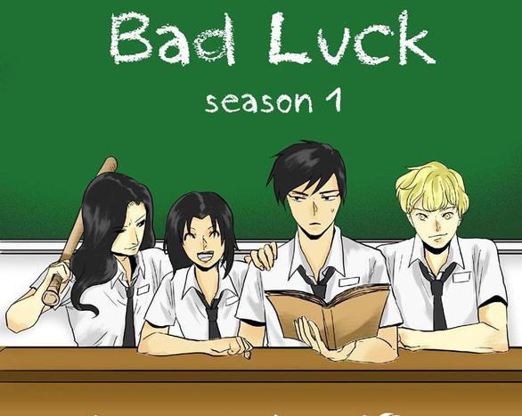 Bad Luck - Số nhọ: truyện tranh Việt được chuyển thể thành phim - Ảnh 1.