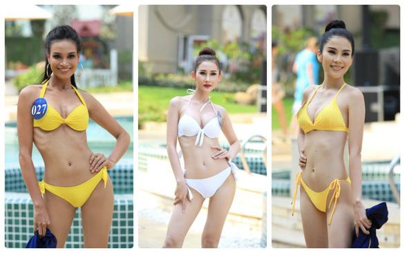 Hăng Niê vào top 3 bikini Người mẫu thời trang Việt Nam 2018 - Ảnh 1.