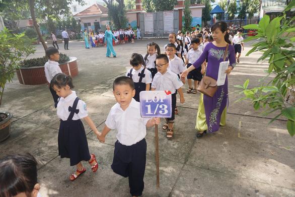 TP.HCM khuyến khích trường dạy tiếng Anh từ lớp 1 - Ảnh 1.