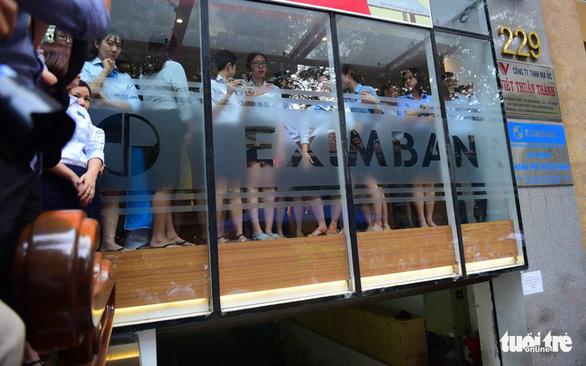 Giúp sếp chiếm đoạt 245 tỉ tại Eximbank, nhân viên dính tội gì? - Ảnh 3.