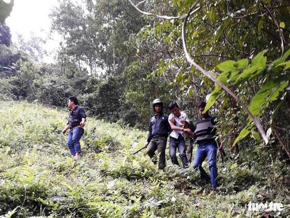 Vụ bắn chết người ở Kon Tum là băng nhóm xử nhau - Ảnh 4.