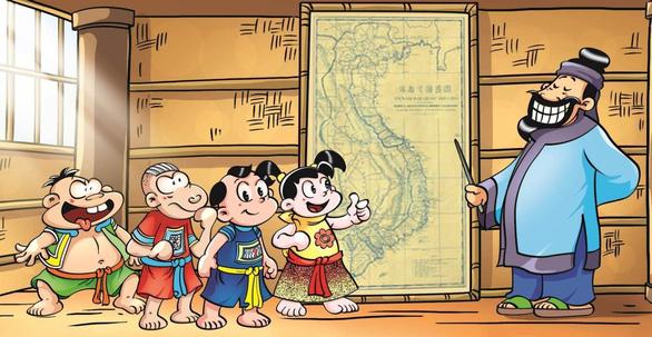 Bad Luck - Số nhọ: truyện tranh Việt được chuyển thể thành phim - Ảnh 3.