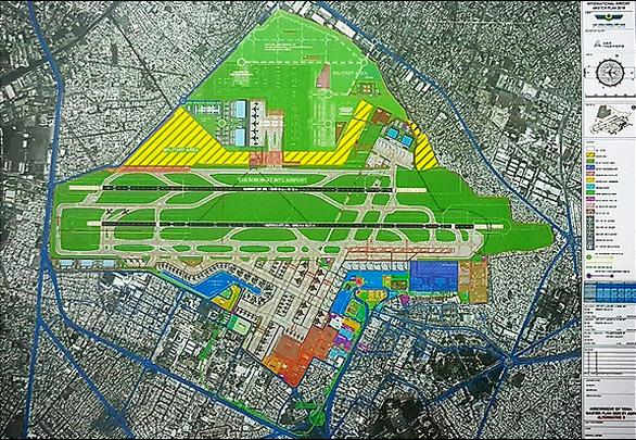 Thủ tướng quyết định mở rộng sân bay Tân Sơn Nhất về phía nam - Ảnh 3.