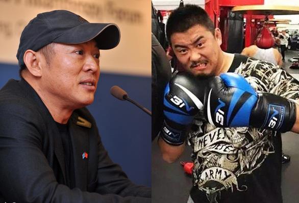 Lý Liên Kiệt đồng ý khi Từ Hiểu Đông vạch trần võ thuật Trung Quốc - Ảnh 1.
