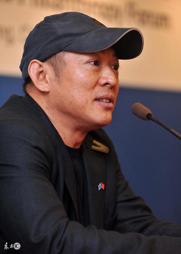 Lý Liên Kiệt đồng ý khi Từ Hiểu Đông vạch trần võ thuật Trung Quốc - Ảnh 5.