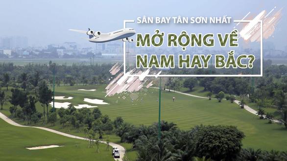 Thủ tướng quyết định mở rộng sân bay Tân Sơn Nhất về phía nam - Ảnh 4.