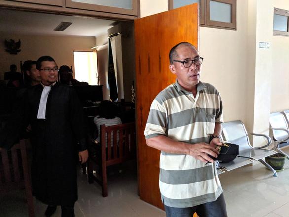 Tòa án Indonesia từ chối mở định vị, thuyền trưởng Việt Nam xin đi tù - Ảnh 1.