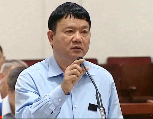 Tuyên phạt ông Đinh La Thăng 18 năm tù, buộc bồi thường 600 tỉ - Ảnh 1.