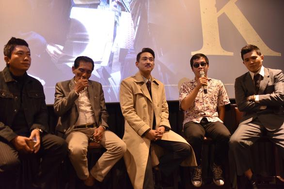 K - phim với Hứa Vĩ Văn và Diễm My 9X sẽ đến Cannes 2018? - Ảnh 5.
