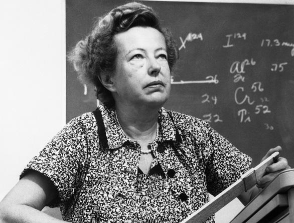 17 nhà khoa học nữ đoạt giải Nobel, họ là ai? - Ảnh 4.