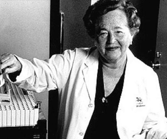 17 nhà khoa học nữ đoạt giải Nobel, họ là ai? - Ảnh 9.