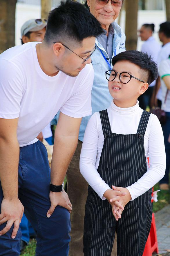 An Nguy, Kiều Minh Tuấn là cặp đôi mới trên màn ảnh rộng - Ảnh 4.