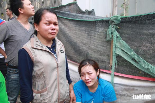 Cháy lớn tại chợ Quang ở xã Thanh Liệt, Hà Nội - Ảnh 11.