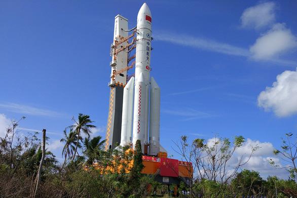 Trung Quốc đi sau nhưng sẽ về trước Mỹ trong cuộc đua không gian? - Ảnh 1.
