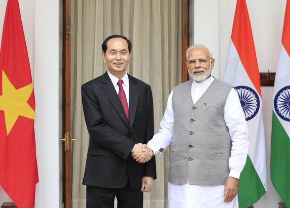 Chủ tịch nước Trần Đại Quang nói gì về Ấn Độ Dương - Thái Bình Dương? - Ảnh 3.