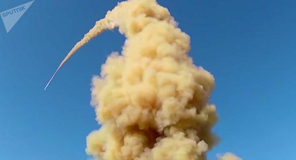 Nga sản xuất đại trà hàng khủng tên lửa siêu thanh Avangard - Ảnh 2.