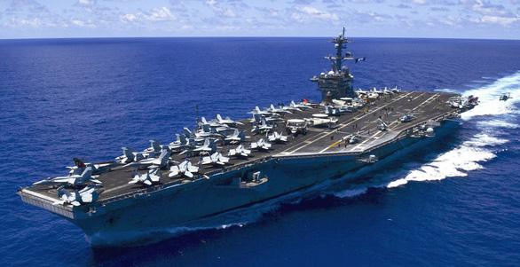 Trung Quốc từng ôm hận vì tàu sân bay Mỹ như thế nào? - Ảnh 1.