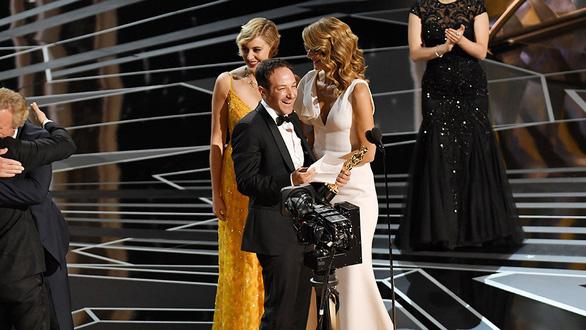 Oscar lần thứ 90: chỉ làm màu và biết cách chia đều giải thưởng - Ảnh 8.