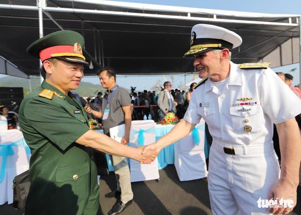 Mỹ cam kết tự do thương mại và hàng hải trong khu vực - Ảnh 2.